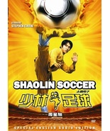 Stephen Chow Shaolin Soccer DVD martial arts action comedy English dubbed - $19.99