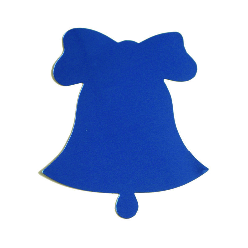 Bell Cutouts Plastic Shapes Confetti Die Cut FREE SHIPPING