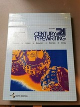 Vintage Century 21 Typewriting Complete Course School Book Hardcover 3rd... - $29.69