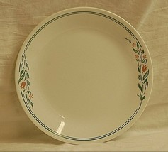 """Old Vintage Corelle By Corning Rosemarie Tulips 10-1/4"""" Dinner Plate USA - $16.82"""