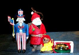 Hallmark Handcrafted Ornaments AA-191785 Collectible (4 Pieces ) image 7