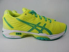 Asics Gel Solution Speed 2 Size 8.5 M (B) EU 40 Women's Tennis Court Shoes E450Y