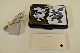 Nintendo DSi Pokemon Edition White Handheld System USED w Charger & Case - $74.24