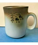 Modern Contemporary-Scandinavian (Kuusamo Finland)- Bjarmia Stoneware Mu... - $24.95