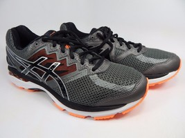 Asics GT 2000 v 4 Men's Running Shoes Size US 7 4E EXTRA WIDE EU 40 Gray T608N