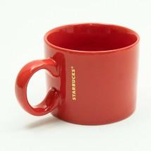 Starbucks 2017 Red Stackable Coffee Mug Cup 16 oz EUC - $9.80