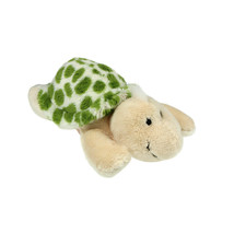 MagNICI Turtle Green Crawling Stuffed Toy Animal Magnet in Paws 5 inches - $11.99