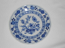 Winterling Bavaria Germany Blue Onion Danube Plate 7 7/8 inch - $9.89