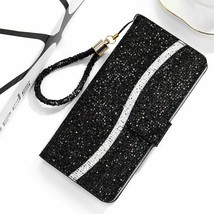 Shiny Bling Sequins Wallet Case for Samsung   - $10.99
