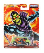 NEW SEALED 2021 Hot Wheels Diecast Masters of the Universe Skeletor 70s Van - $14.84