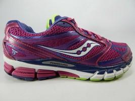 Saucony Guide 8 Size US 8.5 M (B) EU 40 Women's Running Shoes Pink S10256-6 - $47.32