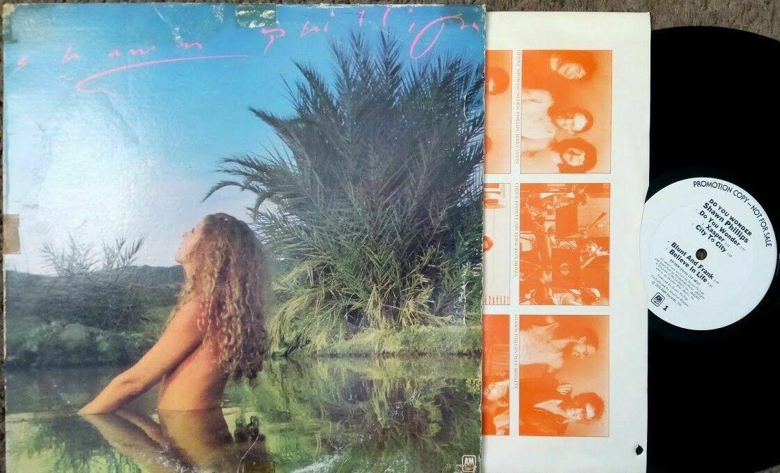 SHAWN PHILLIPS,Do You Wonder Vinyl LP,1975,A&M 4539