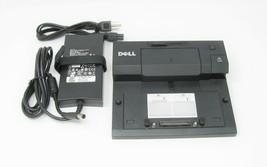 Dell E-Port II Docking Station PRO 3X 39V94 A00 + Adapter DA130PE1-00 WRHKW - $44.09