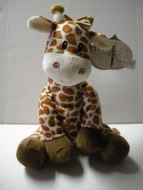"Giraffe, Jerry By First & Main, Brown & Tan, 10"",  Brand New - $8.99"