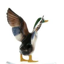 Hagen Renaker Miniature Bird Duck Mallard Papa Ceramic Figurine image 4