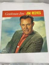 """Jim Reeves, """"Gentleman Jim""""  LP Record Album - $9.49"""