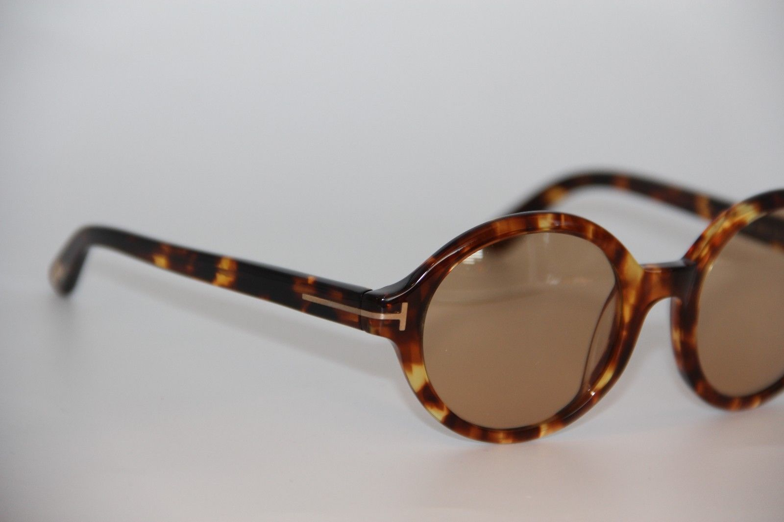 419ece2ba5 ... NEW TOM FORD TF 199 52J CARTER HAVANA AUTHENTIC SUNGLASSES 48-20 W CASE  ...