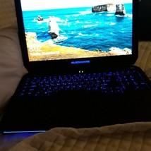 Alienware 17 r3 laptop 16gb 17 inch w/power supply great shape - $999.00
