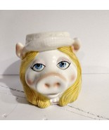 Muppets Coffee Cup Miss Piggy Puppet Character Tv Shows Mug - $12.99