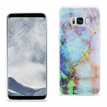 New Reiko Samsung Galaxy S8 EDGE/ S8 Plus Opal Iphone Cover In Mix Color - $8.75