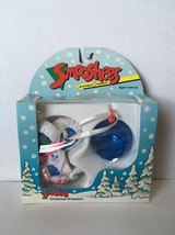 Vintage Fisher Price Smooshees Smoosh Mouse Ornament - New in Damaged Bo... - $74.95