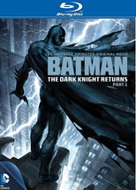 DCU Batman: The Dark Knight Returns - Part 1 (Blu-ray + DVD)