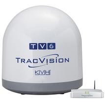 KVH TracVision TV6 - w/Circular LNB for North America [01-0369-07] - $8,910.82