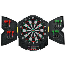 Professional electronic dartboard cabinet   8  thumb200