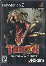 Turok: Evolution (PlayStation 2, 2002) - $8.88