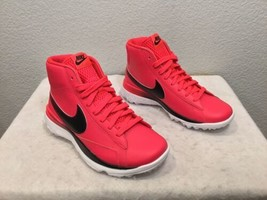 New Women's Nike Blazer Spikeless Golf Shoes~Solar Red~ Size 6.5 (818730... - $59.49