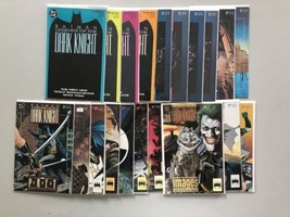 Lot of 20 Batman Legends of the Dark Knight (1989) from #1-56 VF Very Fine - $54.45
