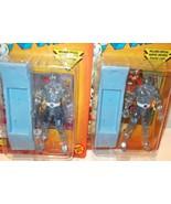 ✰ figure ToyBiz Marvel X-men ICEMAN blue tint - NICE - sealed - $14.99