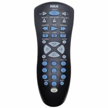 RCA RCU410 4 Device Universal Remote Control - For VCR, DVD/AUX, DBS/CBL... - $8.79