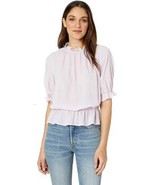 1.State Women's Mock Neck Micro Blouses - $47.90