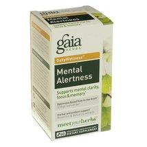 Gaia Herbs DailyWellness Mental Alertness Vegetarian Liquid Phyto‑Caps 6... - $98.85