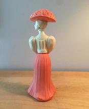 70s Avon Gay 90s Edwardian Lady Fashion Figurine cologne bottle (Somewhere) image 2