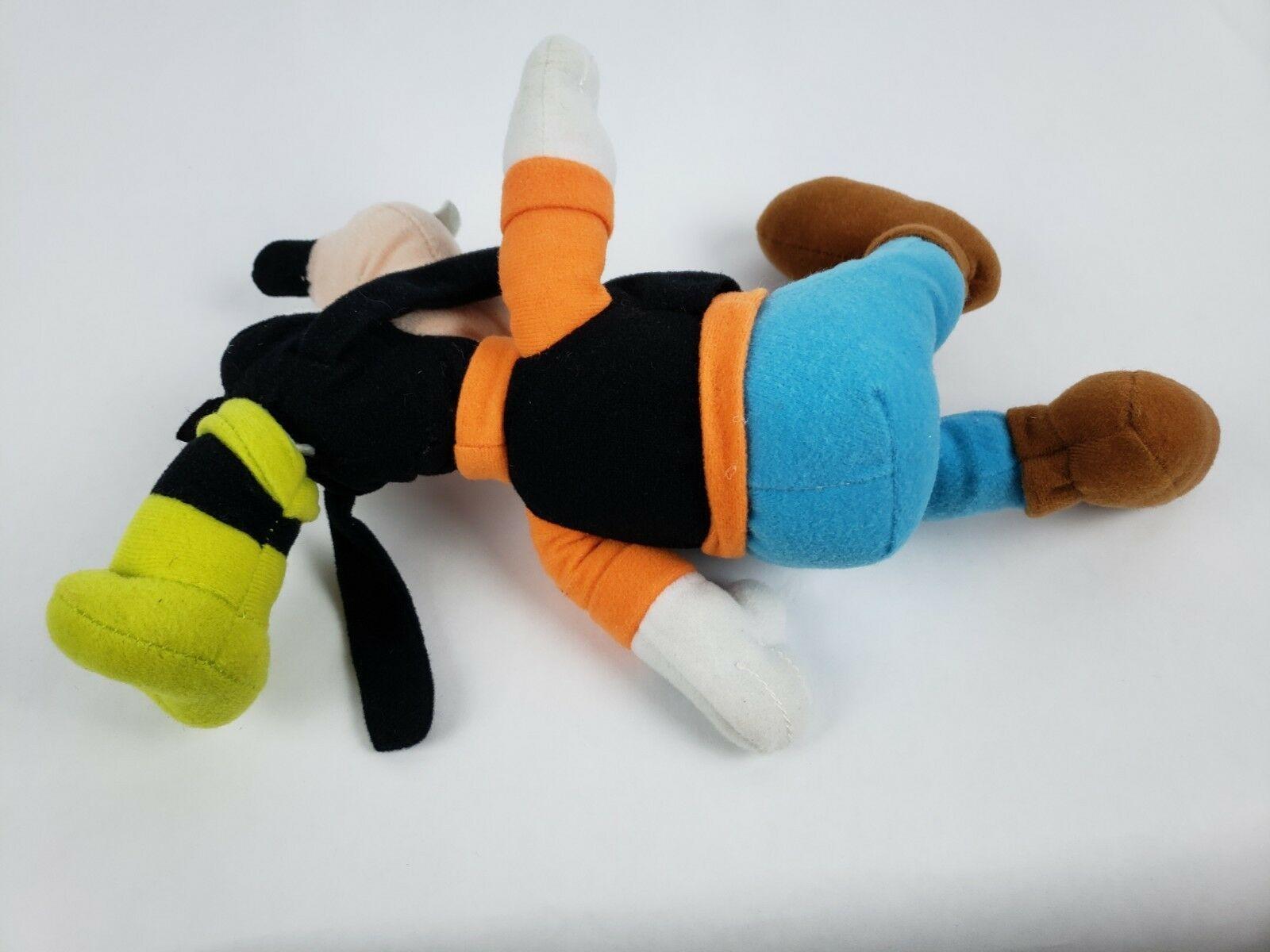 "Disney Goofy 12"" Plush Dog Mickey Mouse & Friends Stuffed Animal Soft Doll Toy"