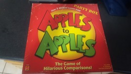 Mattel Apples to Apples Game Party Box - $4.94
