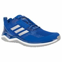 ADIDAS SPEED TRAINER 3.0 MEN SIZE 13.5 & 17.0 ROYAL NEW BASEBALL COMFORT... - $107.99