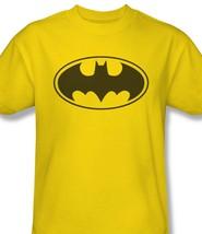 Bm2201 at batman logo yellow gotham city graphic tshirt thumb200