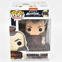 Funko Pop Nickelodeon Avatar the Last Airbender Admiral Zhao #998 Vinyl Figure