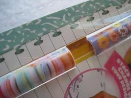 Snap Its Plastic Pencil Pen Decorations Grips Sweet Treats Cupcake Donut... - $6.00