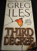 Third Degree by Greg Iles 2008 Paperback - $0.99