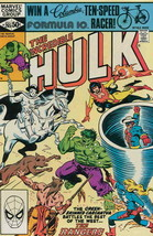 Incredible Hulk, The #265 VF/NM; Marvel | save on shipping - details inside - $17.99