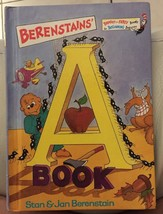 Bright and Early Books Berenstain Bears LETTER A BOOK. - $2.00