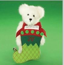 Boyds socksley jinglebop gift card holder  - $14.00
