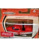 Matchbox Mattel Coca Cola Police Launch Boat Vehicle Diecast 1:64  - $9.00