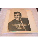 The Magnificent Mario Lanza Be My Love Set Of Six Record Albums - $10.00