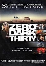 Zero Dark Thirty (DVD, 2013) - $9.95