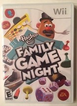 Hasbro Family Game Night (Wii, 2008) Brand New Sealed - $54.51